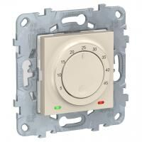 Термостат Schneider Electric Unica New NU550344